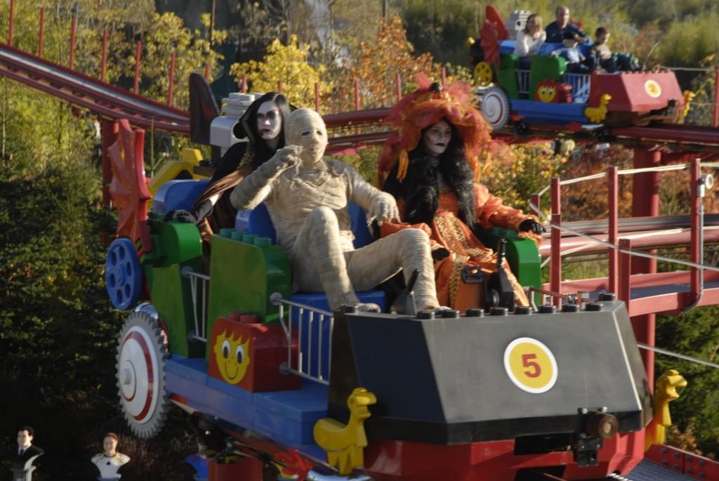 Halloween im Legoland Deutschland