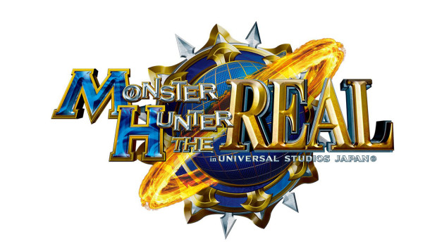 Monster Hunter The Real Logo