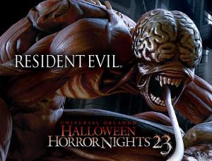 Resident Evil bei den Halloween Horror Nights