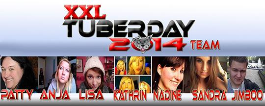 XXL TuberDay 2014 Team