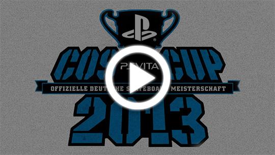 Live-Stream Playstation Vita COS Cups 2013