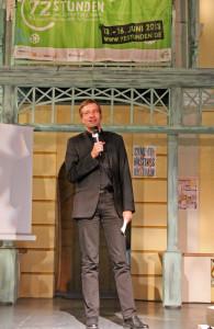 Weihbischof Dr. Michael Gerber im Europa-Park