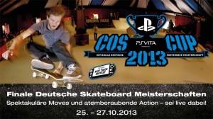 PlayStation Vita COS Cup 2013 im Europa-Park