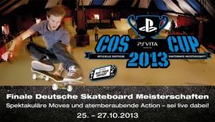 COS Cup 2013 – Offizielle Deutsche Skateboardmeisterschaft im Europa-Park