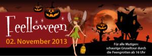 Feelloween 2013 - Halloween im Feengrottenpark