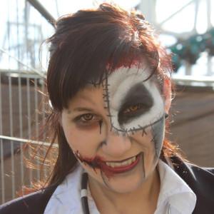 Halloween Horror Fest Kostüm