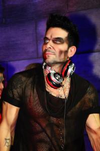 Marc Terenzi als DJ im Europa-Park