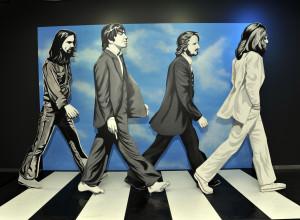 Beatles-Ausstellung 2013 im Europa-Park