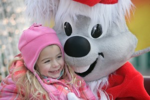 Euromaus Weihnachten im Europa-Park