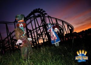 Halloween Horror Fest im Movie Park Germany
