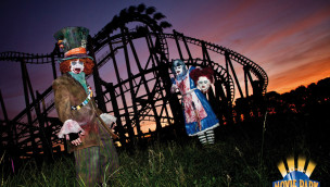 """Campout"", ""Insidious"" und ""Friday the 13th™"": Das ist neu beim Halloween Horror Fest 2016 im Movie Park Germany!"
