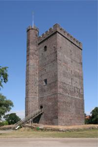 Turm Kärnan in Helsingborg