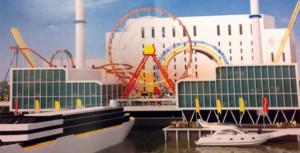 Speelstadt Rotterdam Modell