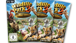 Wildlife Park 2: Ultimate Edition – wir verlosen 3 Exemplare der Zoo-Simulation