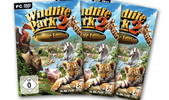 Wildlife Park 2 Gewinnspiel