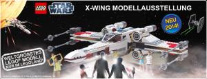 X-Wing im Legoland Deutschland