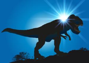 Dinosaurier Neuheit 2014 im Movie Park Germany