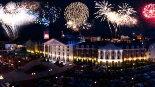 Silvester 2015 im Europa-Park: Programm und Preise bekannt