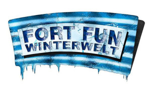"Fort Fun Winterwelt – ""Snow 'n Sound"" Schnee-Party am 7. Februar 2015"