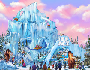 Ice Age in der Twentieth Century Fox World
