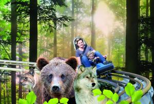 Eifelpark Gondorf Collage
