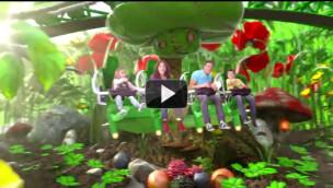 Fernseh-Werbespot zur Arhur-Achterbahn im Europa-Park enthüllt