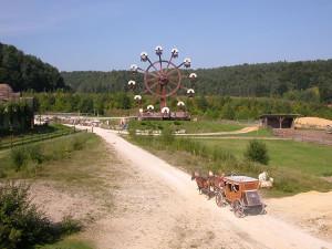 Fränkisches Wunderland - Riesenrad