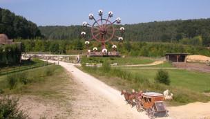 Fränkisches Wunderland – Pläne für Wiedereröffnung 2016 öffentlich gemacht
