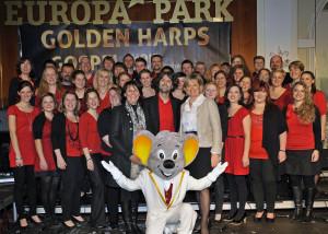 Golden Harps im Europa-Park