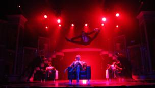 JB-Ballett bei Fantissima im Phantasialand