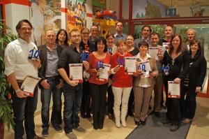 Legoland Mitarbeiter 2014