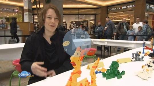 Legoland Deutschland Modellbauer-Casting bei Galileo genial