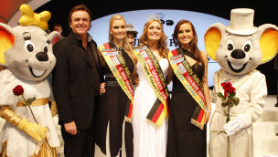 Miss Germany 2014 – Finalwochen im Europa-Park in Rust und Tropical Islands
