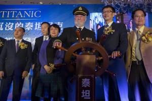 Titanic Freizeitpark in China
