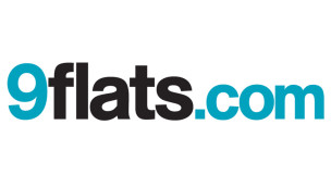 9flats Logo