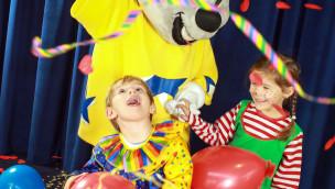 Europa-Park feiert Kinderfasching 2015 am 8. Februar