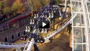 """Heide-Park – Flug der Dämonen Video – """"Camelback"""""""
