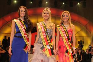 Miss Germany 2014 Gewinnerinnen
