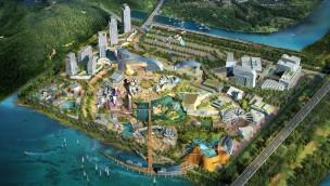 Lebenszeichen von Masan Robot Land: Zamperla kündigt Achterbahn-Auslieferung für neuen Roboter-Themenpark in Südkorea an