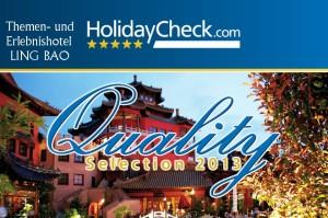 Ling Bao Hotel im Phantasialand - von HolidayCheck ausgezeichnet