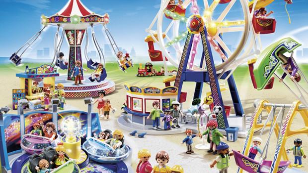 Playmobil Freizeitpark