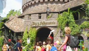 Burg Falkenstein im Holiday Park
