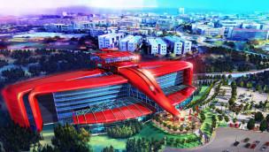 PortAventura – Bauarbeiten für Ferrari Land beginnen