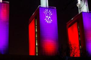 Flug der Dämonen Logo in Hannover