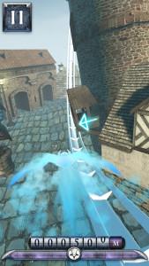 Flug der Dämonen Spiel Screenshot