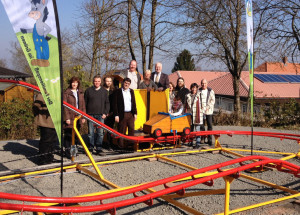 Kinderachterbahn Erlebnispark Steinau