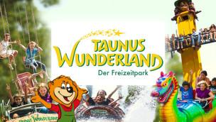 """Taunus Wunderland """"2-für-1""""-Aktion zum Jubiläum 2016 noch bis 31. Mai"""