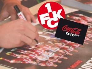 1. FC Kaiserslautern Autogrammstunde