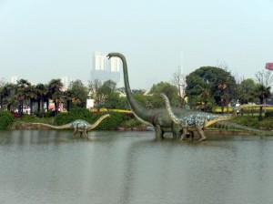 Dinosaurier Park NRW Konzepgrafik 2