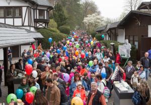 Eifelpark - Besucherandrang bei Neueröffnung